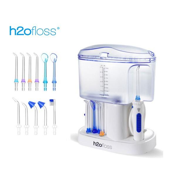 Máy tăm nước gia đình H2OFLOSS HF-7 Premium , tăm nước HF7 chính hãng H2ofloss Việt Nam