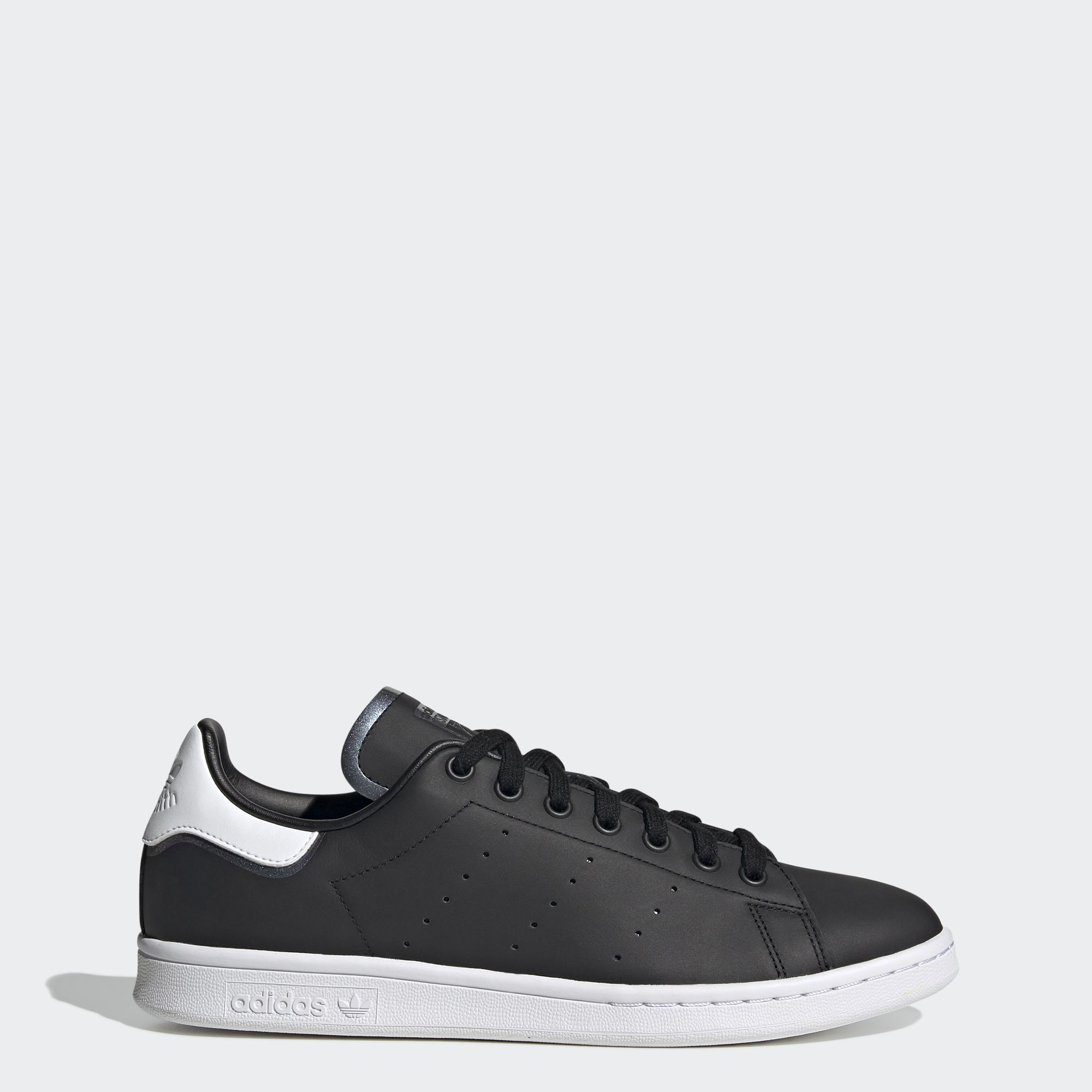 Giày adidas ORIGINALS Stan Smith Nam Màu đen FU9614