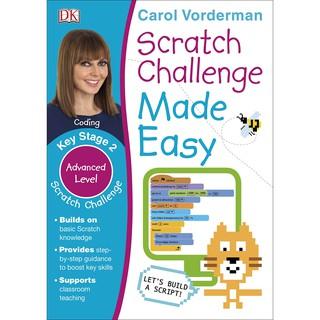 Sách Scratch Challenge Made Easy - Học Lập Trình Máy Tính ( Dành Cho Bé Từ 5 tuổi ) thumbnail