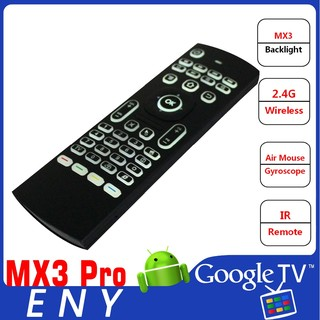 Mouse Air - Chuột bay MX3 Pro (Eny)