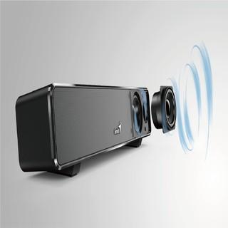 [Mã ELFLASH5 giảm 20K đơn 50K] Loa Genius mini Soundbar 100 – USB