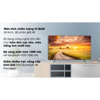 Smart Tivi Samsung 4K 65 inch QA65Q75R.FULLBOX( Bảo hành chính hãng 2 năm)