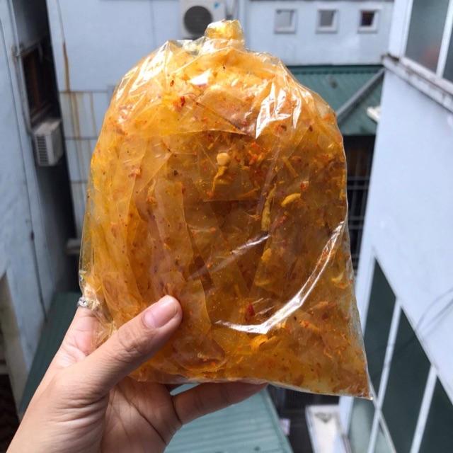Bánh tráng trộn Tây Ninh gói to vừa Ăn ngay