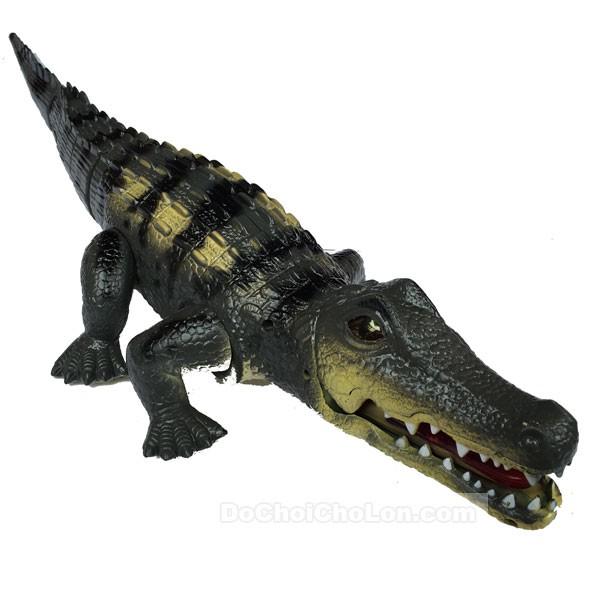 Đồ chơi cá sấu dùng pin(loại to)