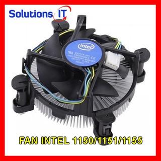 Yêu Thích+[Mã ELFLASH1 hoàn 10K xu đơn 20K] Fan tản nhiệt Intel socket 1155/ 1150/ 1151