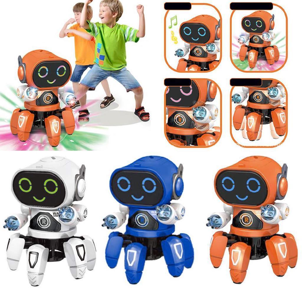 Cá robot nhảy múa phát nhạc cho bé