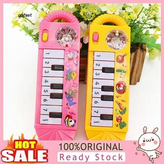 [Mã TOYCB8 hoàn 20K xu đơn 50K] FAST-Baby Infant Toddler Kids Musical Piano Developmental Early Educational Toys Gift