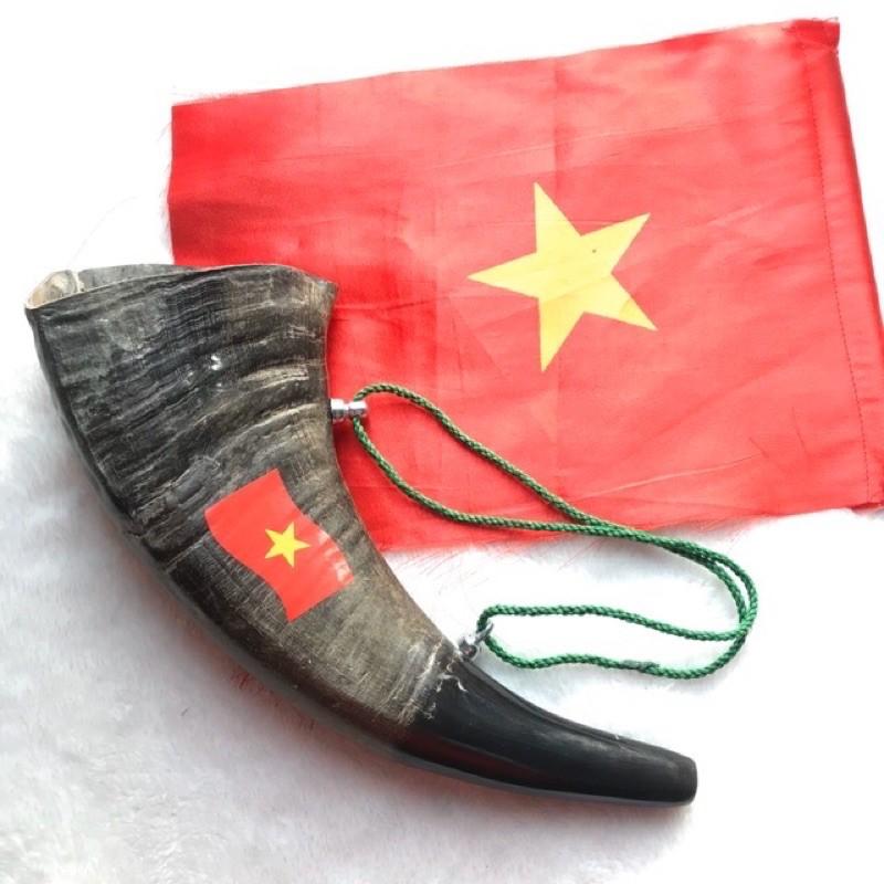 Kèn tù và sừng trâu đen – Cổ vũ tinh thần thể thao Việt Nam – HAHANCO