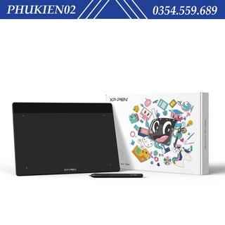 Bảng vẽ điện tử XP-Pen DECO FUN L 10x6 Inch Android cảm ứng nghiêng phục vụ dạy và học online hiệu quả. thumbnail