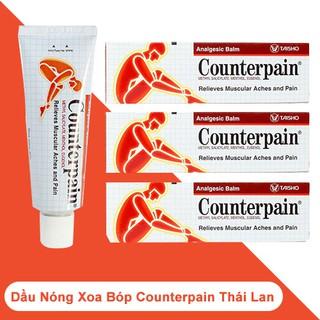 Dầu nóng xoa bóp Nóng Counterpain Thái Lan thumbnail
