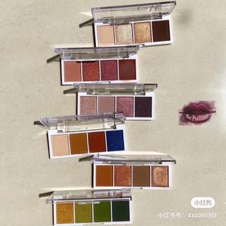 Bảng phấn mắt 4 ô ELF Bite Size Eyeshadow Palette +2% phí bán hàng thumbnail