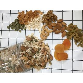 Ngũ cốc ăn kiêng Granola – 300gr siêu hạt