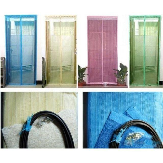 Rèm chống muỗi dùng cho cửa chính