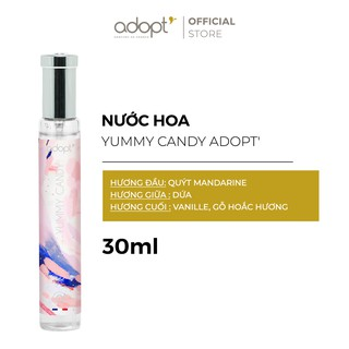 Nước Hoa Yummy Candy Adopt For Women EDP 30ml thumbnail