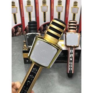 Mic karaoke blutooth SD17 hàng chuẩn âm thanh hay