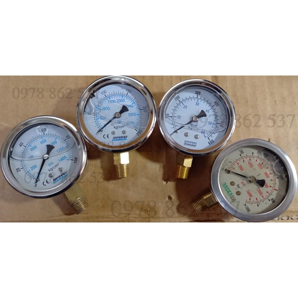 Đồng hồ đo áp suất thuỷ lực -