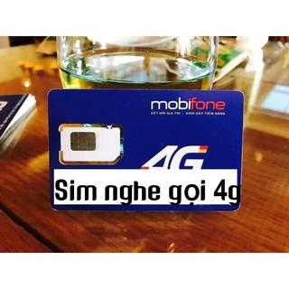 SIM MOBIFONE 4G NGHE GỌI 72k