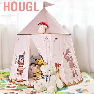 Hougl Tent for children Princess Castle Play House indoor store small baby gift