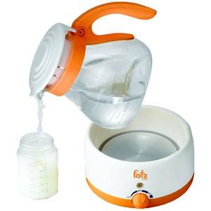 BH 12 tháng - Máy hâm nước pha sữa 800 ml Fatzbaby FB3004SL
