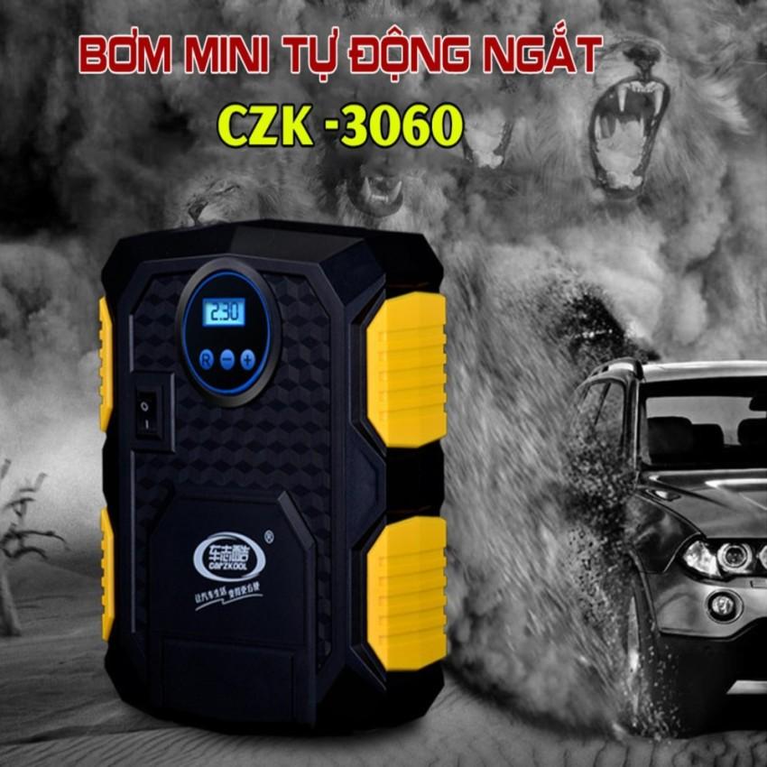 Máy bơm lốp ô tô, xe hơi điện tử Carzkool cao cấp TI 520 - 3096740 , 862229735 , 322_862229735 , 840000 , May-bom-lop-o-to-xe-hoi-dien-tu-Carzkool-cao-cap-TI-520-322_862229735 , shopee.vn , Máy bơm lốp ô tô, xe hơi điện tử Carzkool cao cấp TI 520