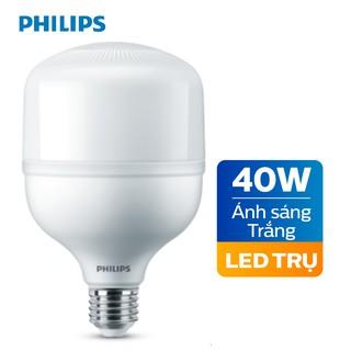 Bóng đèn Philips LED Trụ TForce core 40W HB E27- Ánh sáng trắng Ánh sáng vàng thumbnail