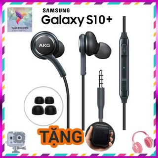Tai nghe AKG Nhét Tai (In Ear) Samsung S8/S10 ⚡ Tặng Kèm Bao Đựng Tai Nghe- Tuấn Phụ Kiện
