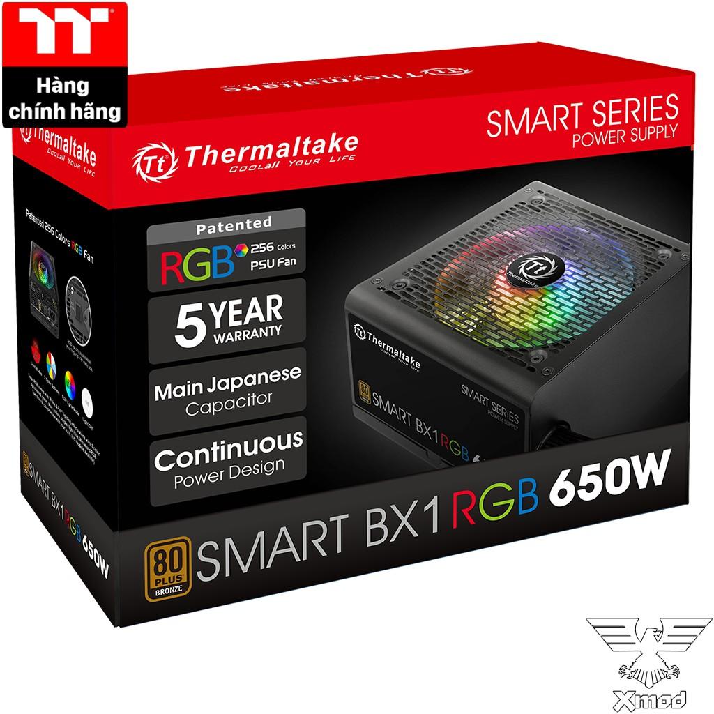 PSU Thermaltake Smart BX1 RGB – Bronze