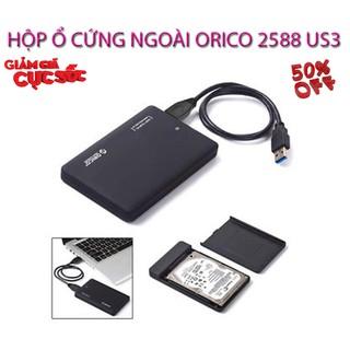 Hộp Đựng Ổ Cứng Orico HDD BOX SATA 3 USB 3.0 mã 2588 chính hãng thumbnail