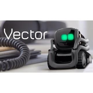 Robot thông minh Anki Vector, robot pet, ra lệnh bằng giọng nói (Order)