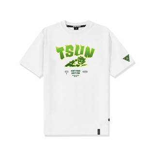 [Mã FASHIONGREEN94 giảm tới 30K đơn 99K] Áo thun TSUN Alligator Mascot - Trắng - Unisex thumbnail
