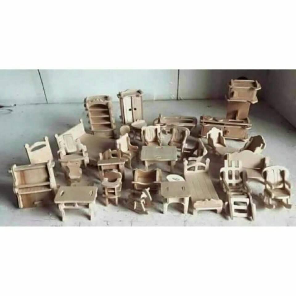 Bộ lắp ráp gỗ