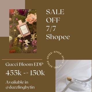 Nước hoa Gucci Bloom thanh lịch, tươi mát thumbnail