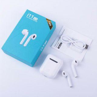[Mã ELFLASH5 giảm 20K đơn 50K] < RẺ VÔ CỰC > Tai nghe CẢM ỨNG Airpods I11 Truewireless mới nhất trên thị trường.