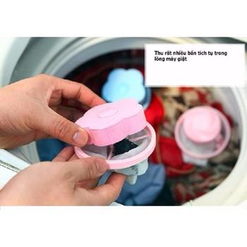 Phao Lọc Rác Bẩn Máy Giặt - Giao Màu Ngẫu Nhiên
