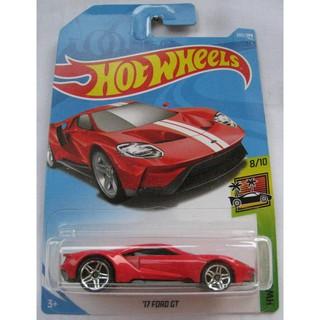 Xe mô hình Hot Wheels '17 Ford GT FJY07