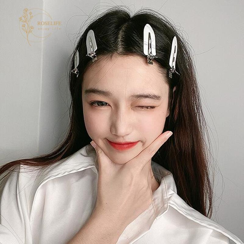 Roselife hot Trendy Hair Clip for girl Makeup Women Hairpin Bobby Pin Hairgrip