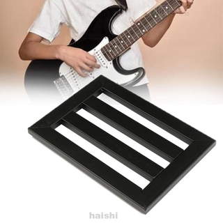Durable Performance Impact Resistant Instrument Accessories With Magic Tape Effects Guitar Pedal Board