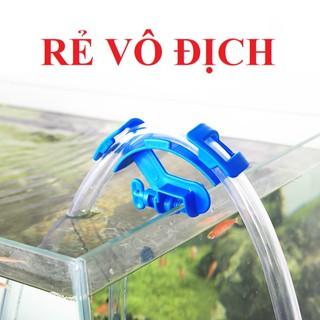 Kẹp giữ ống thay nước in out cho hồ cá thumbnail