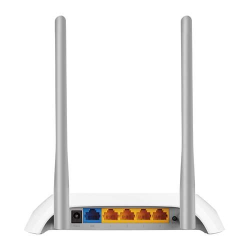 Bộ phát sóng Wifi Tplink 840N TL-WR840N (Bảo hành 2 năm)