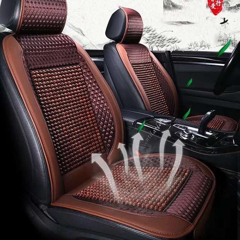 Lót ghế gỗ cao cấp, áo trùm ghế ô tô pha gỗ loại mới cao cấp