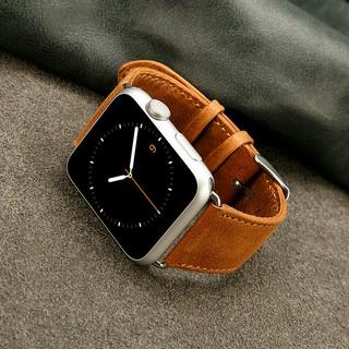 Dây da thật Jisoncase cho Apple Watch