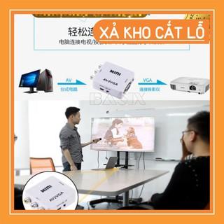 (SEO OFF) Bộ Chuyển Đổi Avi Sang Vga + Audio hàng chính hãng