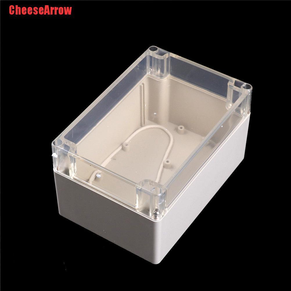 Hộp Đựng Đồ Điện Tử Bằng Nhựa Trong Suốt Chống Thấm Nước 160x110 X 90mm Ốp