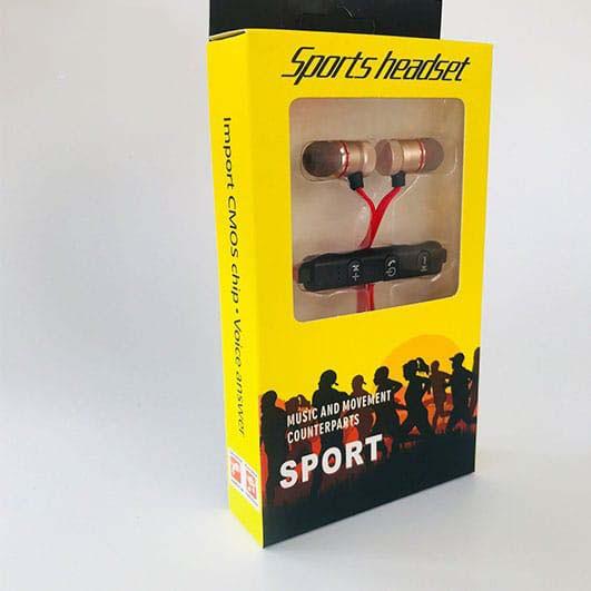 [Miễn Phí Vận Chuyển 50K] Tai Nghe Điện Thoại Nhét Tai Sports Headset S8 - Bảo hành 6 tháng