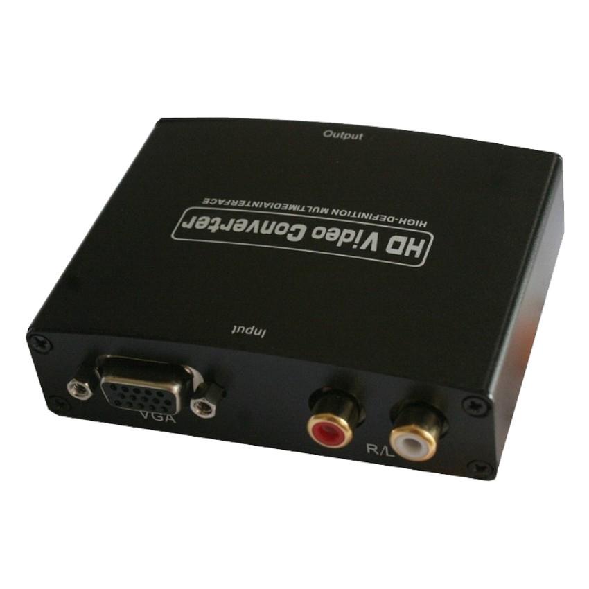 Bộ chuyển đổi tín hiệu từ VGA sang HDMI China HD Video Converter VGA to HDMI (Đen) -DC279 - 2606123 , 1318474134 , 322_1318474134 , 202278 , Bo-chuyen-doi-tin-hieu-tu-VGA-sang-HDMI-China-HD-Video-Converter-VGA-to-HDMI-Den-DC279-322_1318474134 , shopee.vn , Bộ chuyển đổi tín hiệu từ VGA sang HDMI China HD Video Converter VGA to HDMI (Đen) -D