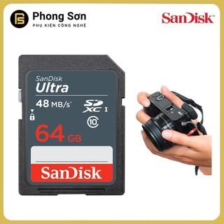 Thẻ nhớ SDXC 64GB Ultra 320x 48mb s Sandisk thumbnail