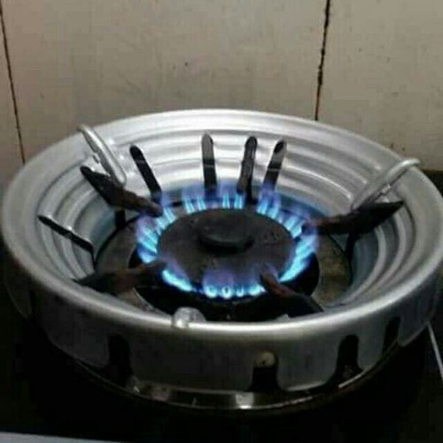 Kiềng bếp gasFREESHIPKiềng chắn gió bếp gas-chịu nhiệt tốt