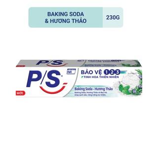 [Uni] Kem Đánh Răng P/S Bảo Vệ 123 Baking Soda – Hương Thảo 230G