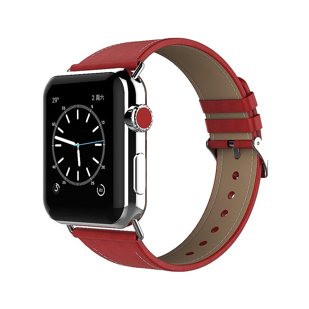 Dây Đeo Apple Watch Kẻ Sọc 38Mm / 42Mm