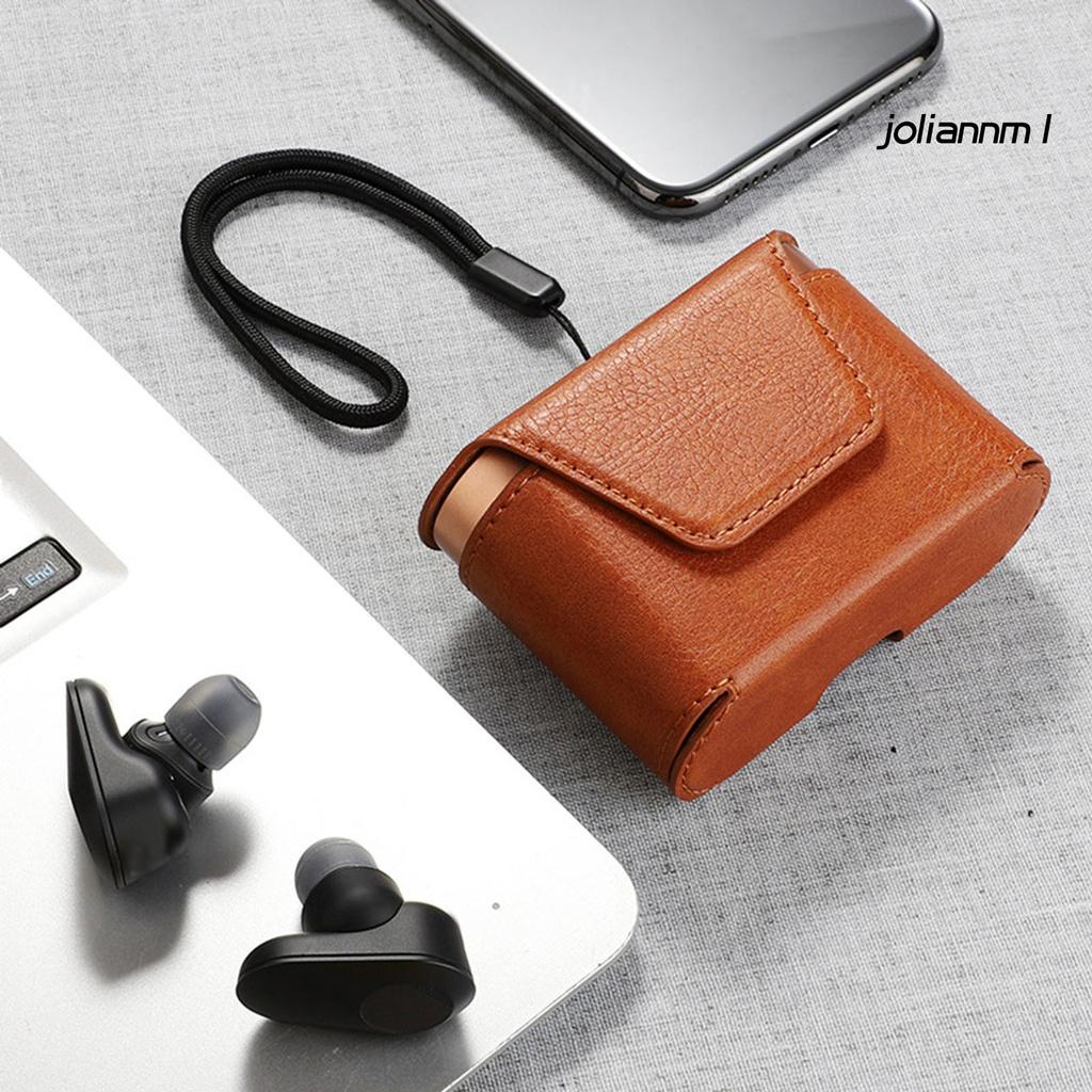 Túi Da Đựng Tai Nghe Sony Wf-1000Xm3